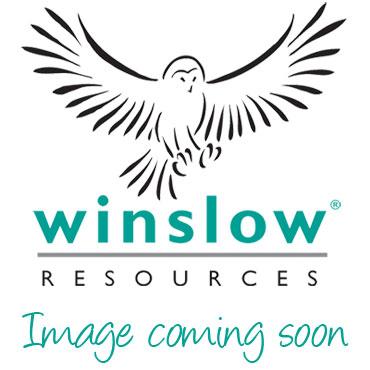TheraJigsaw Foam Puzzle Set of 4: Dog, Flower, Lighthouse & Windmill