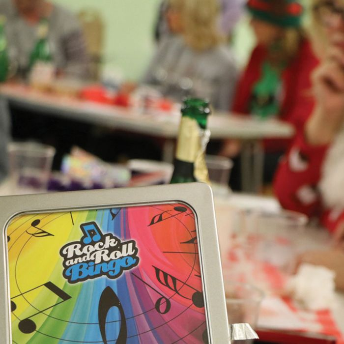 Rock Christmas Music.Rock And Roll Bingo Christmas Music