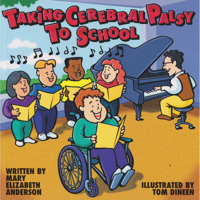 The Special Kids In School Story Book: CP