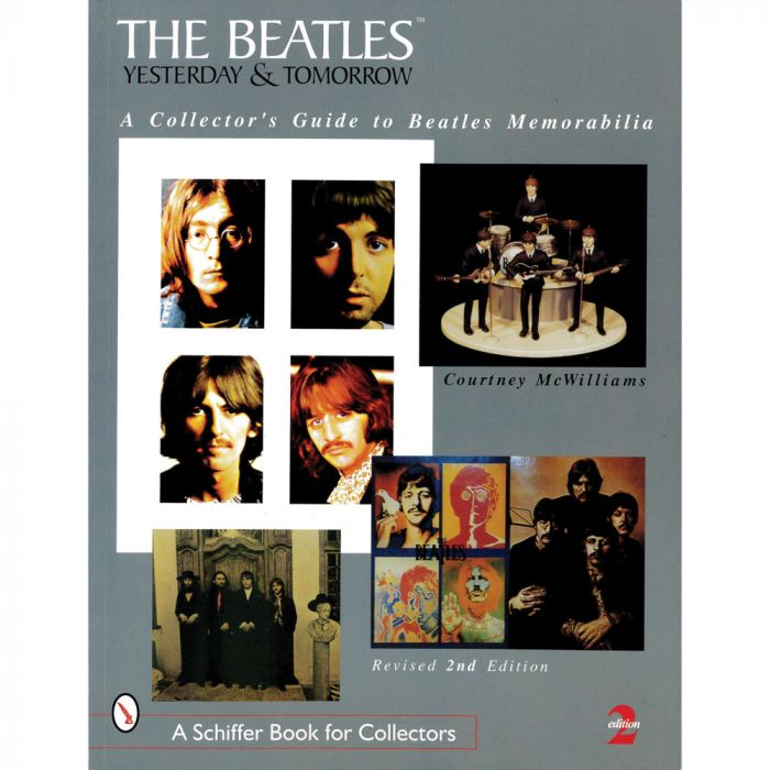 The Beatles: Yesterday and Tomorrow - Book