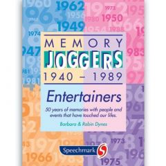 Entertainers 1940-1989 - 50 Cards