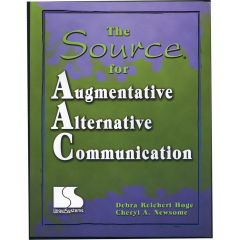 The Source for Augmentative & Alternative Communication