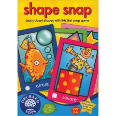 Shape Snap Game