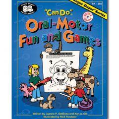 CanDo Oral-Motor Fun and Games