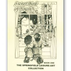 Colouring Books for Reminiscence - Sweet Bird of Youth