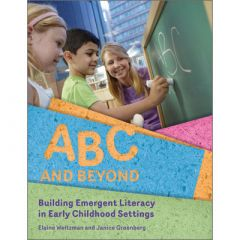 ABC and Beyond Guidebook by Hanen