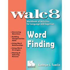 WALC 8 Word Finding