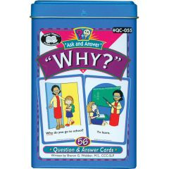 Ask And Answer 'Why' Cards