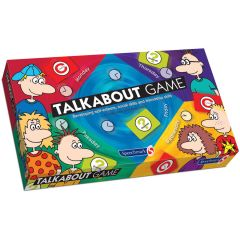 The Talkabout Board Game - Developing Self Esteem, Social & Friendship Skills