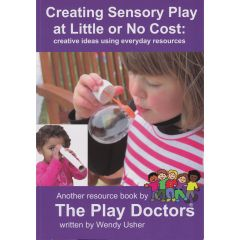 Creating Sensory Play at Little or No Cost - Book