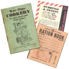 1940s Cookery Reminiscence Kit