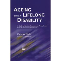 Ageing with a Lifelong Disability - Book