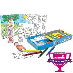 Carddies Creative Sets - Family