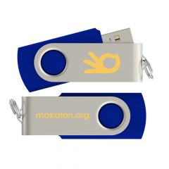 Makaton Core Vocabulary Video USB Stick