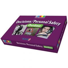 Colorcards: Decisions Personal Safety - Outdoors - 36 Cards