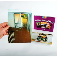 Colorcards: Decisions Personal Safety - Indoors - 36 Cards