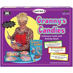 Granny's Candies Expansion Set 3: Inferences ALREADY SET UP FOR CUSTOMER