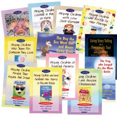 Therapeutic Stories and Guidebooks for Children - Complete Collection