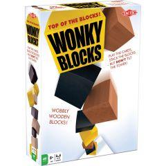 Wonky Blocks Stacking Game