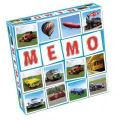 Memory Matching Game: Vehicles