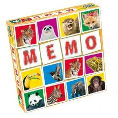 Memory Matching Game: Wildlife