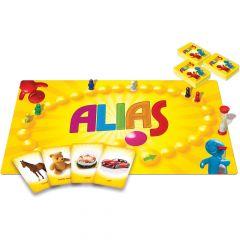 Junior Alias Vocabulary & Language Resource