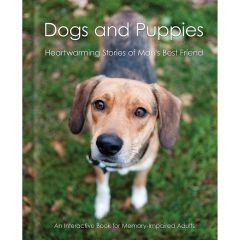 Interactive Books for Memory Impaired Adults: Dogs and Puppies