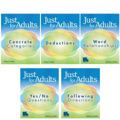 Just for Adults - 6 Book Set