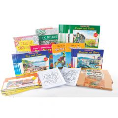 Colouring and Creativity Bumper Pack