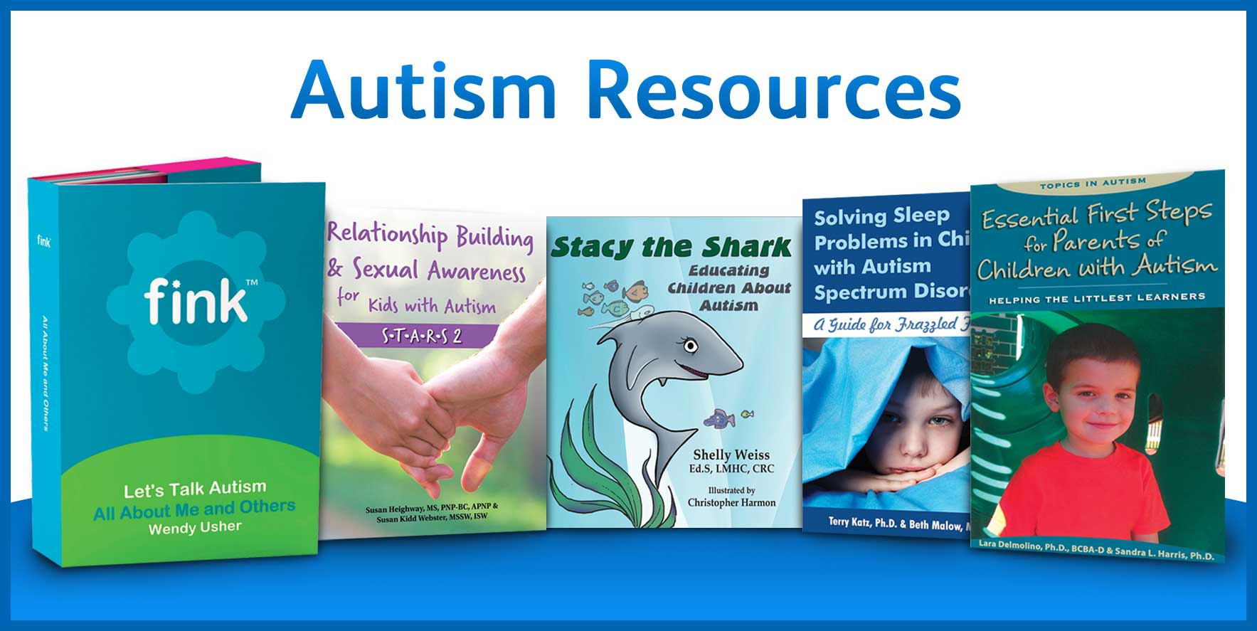 Shop for Autism Resources