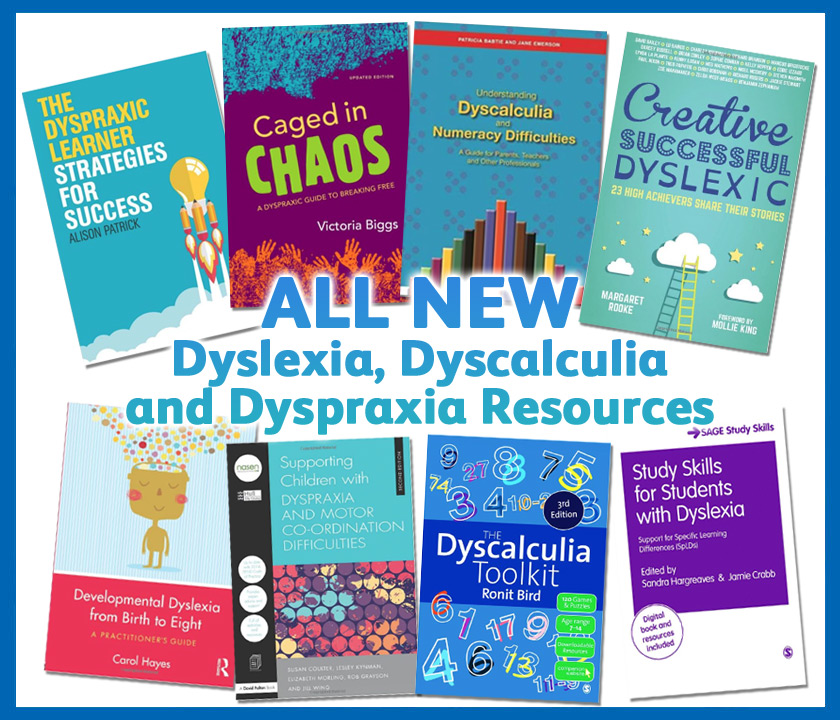 Dyslexia, Dyspraxia and Dyscalculia Resources