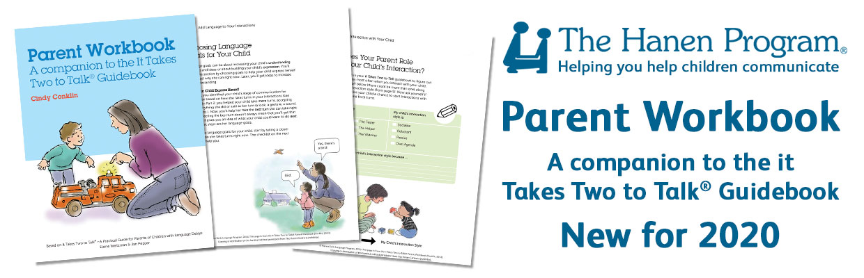 Hanen Parent Workbook