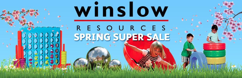 Winslow Spring Sale